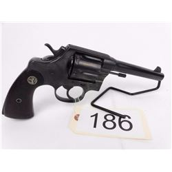 RESTRICTED Colt New Service Revolver