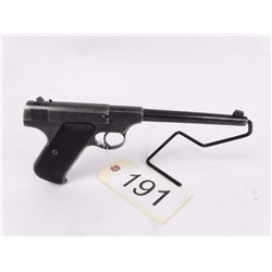 RESTRICTED Colt 22 Semi-Auto Target Pistol