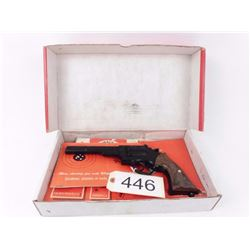 Crosman 17 cal CO2 revolver