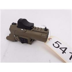 NC Star Laser/Red Dot Riflescope