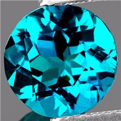 Natural Paraiba Blue Apatite 7.20 MM - VVS