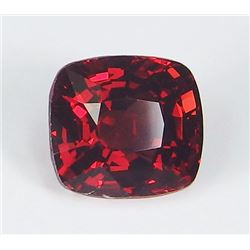 Natural Untreated Red Spinel Cushion 2.20 ct - GIA