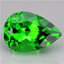 Natural Green Amethyst 23.88 Carats - VVS