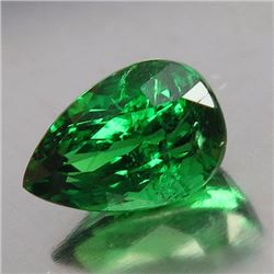 Natural Intense Green Tsavorite 1.13 ct