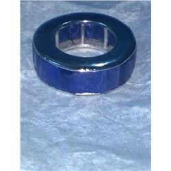 Natural Sapphire 37.50 Cts & Solid Gold Ring