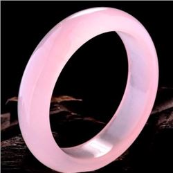 Natural Pink Jade/Jadite Bangle/Bracelet