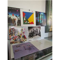 """7 Excellent Condition """"Elton John"""" Records (See pictures for titles)"""