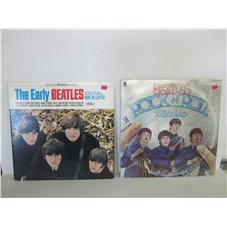 "2 Excellent Condition ""Beatles"" (The Early Beatles see pictures for titles)"