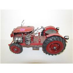 Tin Toy Tractor