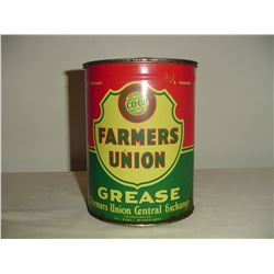 5 lb Co-op grease tin