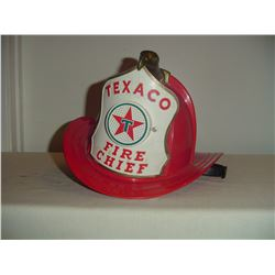 Texaco fire chief play helmet