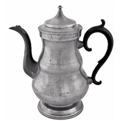 Pewter Coffee Pot By Boardman of Hartford, CT