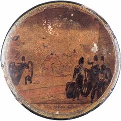 c. 1812 New Orleans Defence Snuffbox