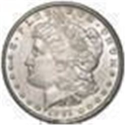 1891-CC Morgan Dollar MS-62