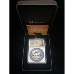 2015 Kangaroo NGC PF70 Ultra Cameo Low Serial Number
