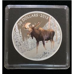 2015 $20 The Majestic Moose