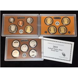 2011 United States Mint Proof Set