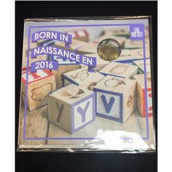 2016 Born in 2016 Gift Set