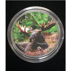 2016 $5 Wildlife - Moose