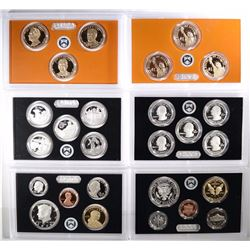 2-2016 Silver Proof Sets