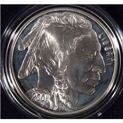 2001 AMERICAN BUFFALO COMMEM COIN
