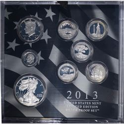 2013 United States Mint Limited Edition Silver Pro