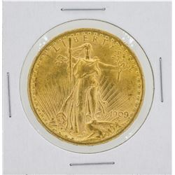 1909/8 $20 St. Gaudens Double Eagle Gold Coin