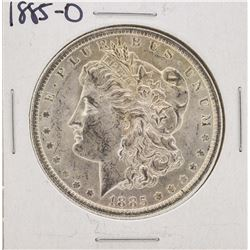 1885-O $1 Morgan Silver Dollar