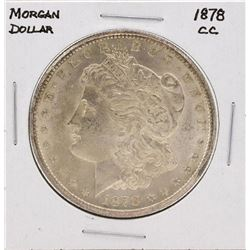 1878-CC $1 Morgan Silver Dollar Coin