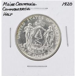 1920 Maine Centennial Commemorative Half Dollar Coin
