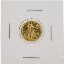 1995 $5 American Gold Eagle Coin