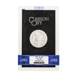 1882-CC $1 Morgan Silver Dollar Coin NGC MS64 GSA