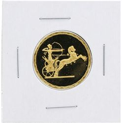 1994 1/4 oz. Egypt 50 Pound Gold Proof Coin