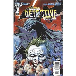 Batman Detective Comics #1
