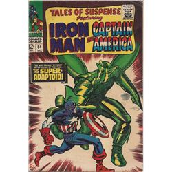 Tales of Suspense featuring Iron Man and Captain America #84