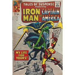 Tales of Suspense featuring Iron Man and Captain America #73