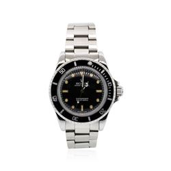 Rolex Stainless Steel Submariner Wristwatch