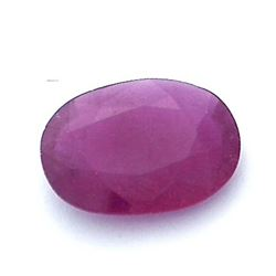 8.83 ctw Oval Ruby Parcel