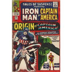 Tales of Suspense featuring Iron Man and Captain America #63