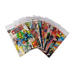 Justice League/Justice League International Set of Issues #1-50 with Annuals