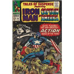 Tales of Suspense featuring Iron Man and Captain America #86
