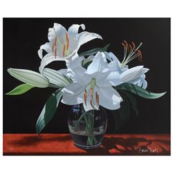 White Lilies In Soho