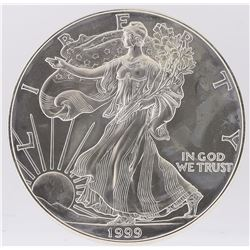 1999 American Silver Eagle Dollar Coin