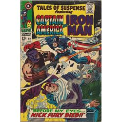 Tales of Suspense featuring Iron Man and Captain America #92