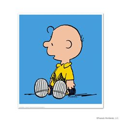 Charlie Brown - Blue