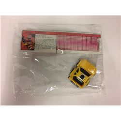 VINTAGE Transformers G1 Mini Vehicles - Cliffjumper- Very rare yellow version