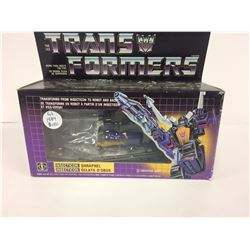 VINTAGE Transformers 1984 Insecticon Schrapnel IN BOX