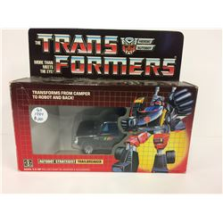 VINTAGE 1984 G1 TRAILBREAKER Hasbro Transformers Toy Autobot