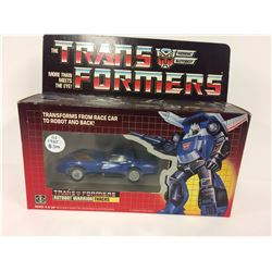 VINTAGE Transformers G1 Tracks Autobot 1985 Hasbro IN BOX