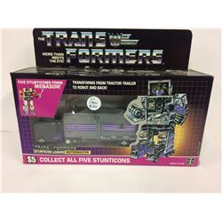 VINTAGE Transformers G1 Stunticon MOTORMASTER IN BOX